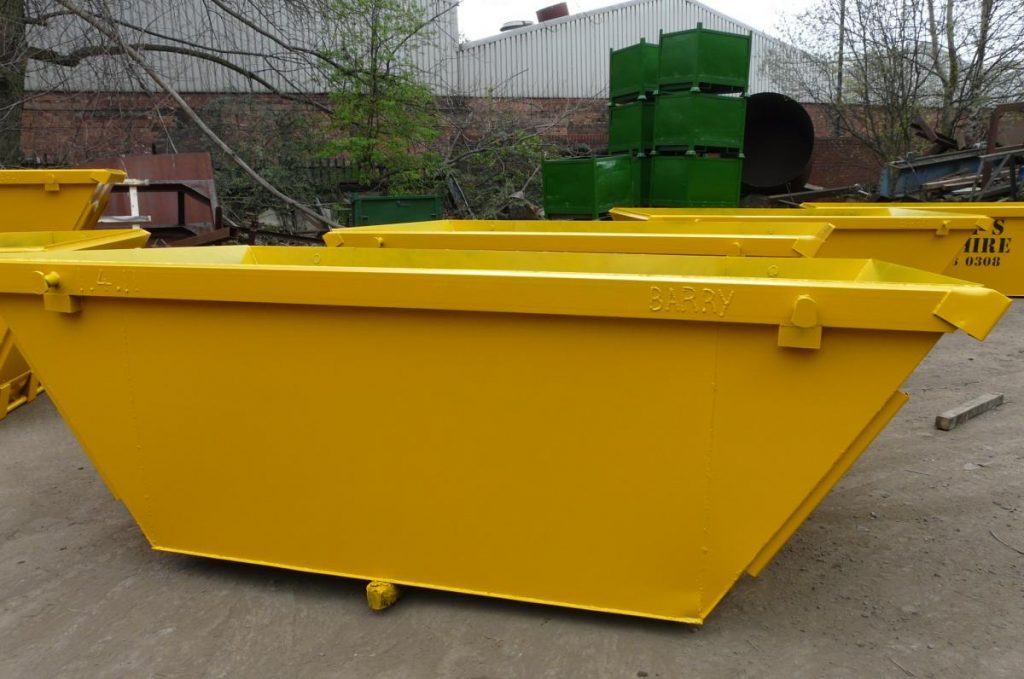 Who can benefit from skip bins?
