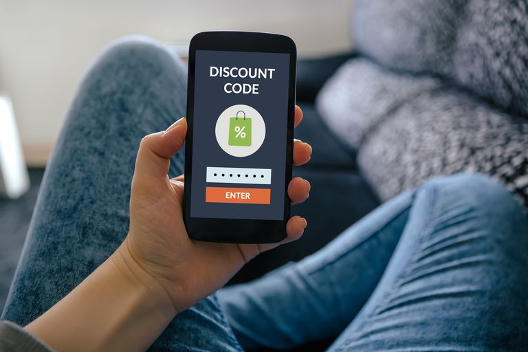 Discount codes strategy