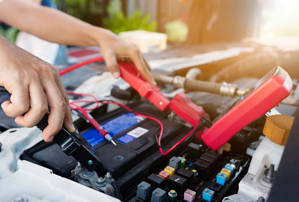 Successful Car Battery