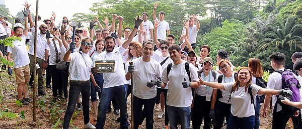 Singapore CSR Ideas